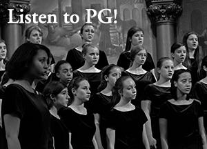 Listen to PG!