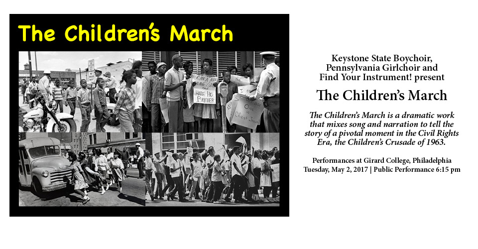 The Children's March